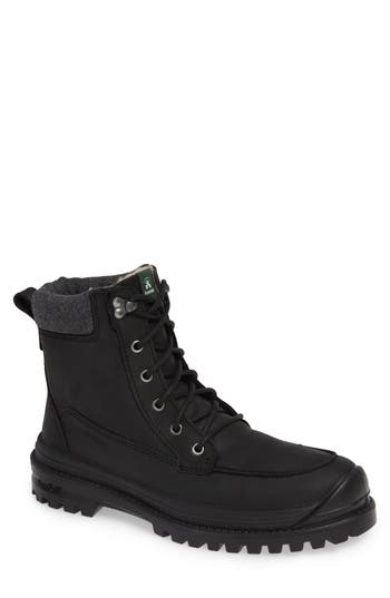 Kamik Griffon2 Snow Waterproof Boot with Faux Shearling