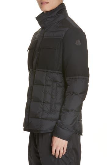 Moncler Albi Giubboto Water Resistant Down Jacket