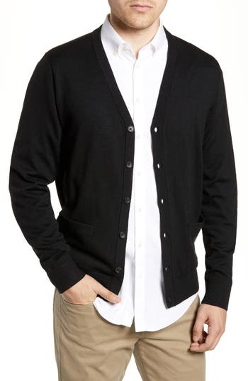 Nordstrom Men's Shop V-Neck Cardigan