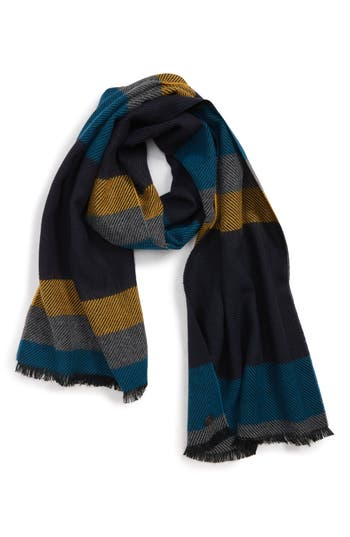 Ted Baker London Striped Scarf