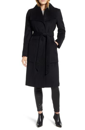 MICHAEL Michael Kors Tie Waist Coat