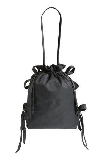 Simone Rocha Bow Drawstring Bag