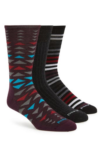 Smartwool Trio 3-Pack Socks