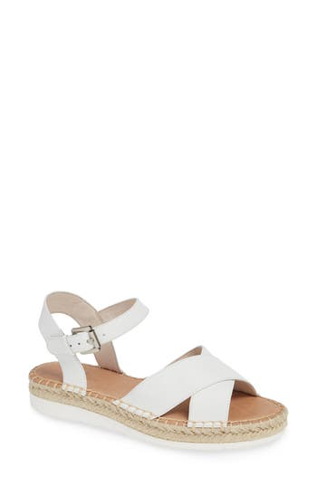 Caslon® Landon Jute Sandal