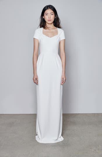 Stella McCartney Rose Column Gown