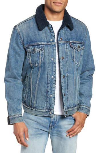 Levi's® Type 3 Faux Shearling Trucker Jacket