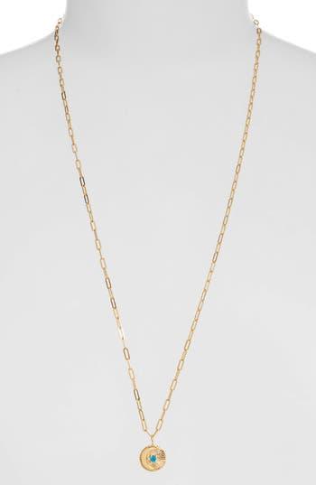Jennifer Zeuner Alora Pendant Necklace