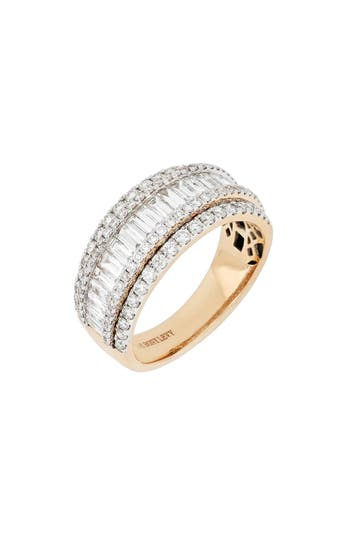 Bony Levy Mixed Diamond Ring
