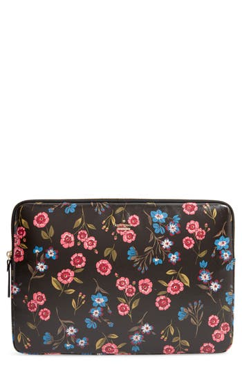 kate spade new york meadow flowers universal laptop sleeve