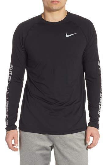 Nike Dry Element Long Sleeve Running Shirt