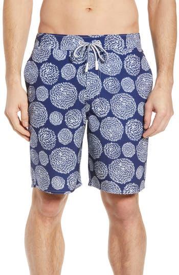 johnnie-O Seaside Regular Fit Board Shorts
