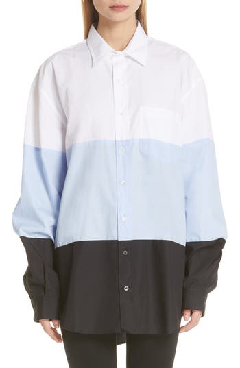 Vetements Triple Classic Shirt