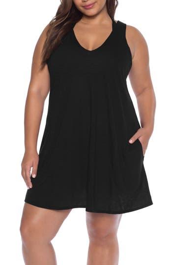 Becca Etc. Breezy Cover-Up Dress