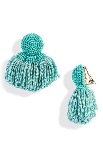 Sachin & Babi Noir Mini Cha Cha Drop Earrings