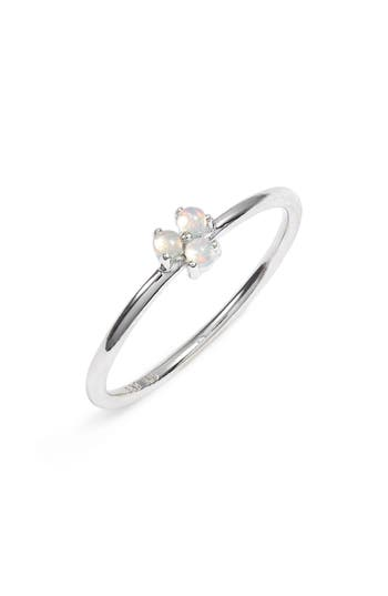 Stella and Bow Blanca Ring