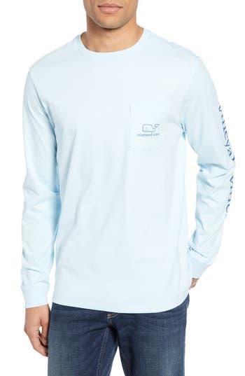 vineyard vines Vintage Long Sleeve Pocket T-Shirt