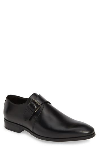 To Boot New York Scarpa Monk Strap Shoe