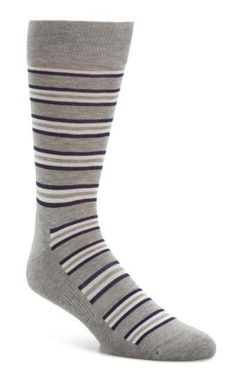 Nordstrom Men's Shop Feeder Stripe King Size Socks