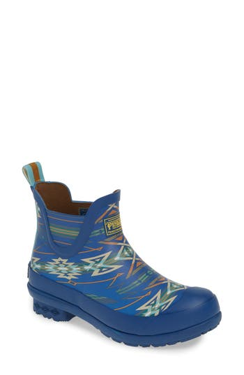 Pendleton Starwatchers Heritage Print Waterproof Chelsea Boot (Women)