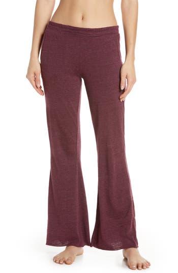 Chaser Wide Leg Pajama Pants