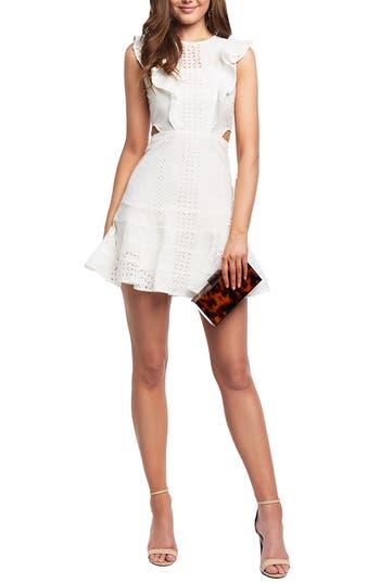 Bardot Melanie Lace Minidress