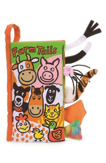 Infant Farm Tails Book