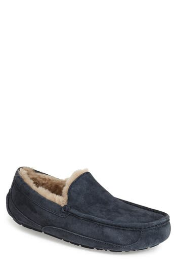 Ugg Ascot Suede Slipper, Blue