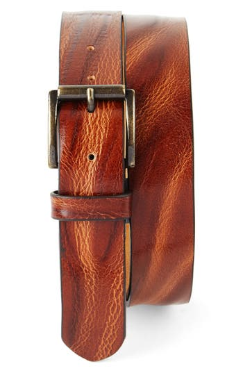 Men's Tommy Bahama Leather Belt