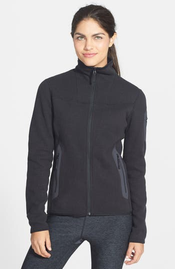 Women's Arc'Teryx Covert Cardigan Fleece Jacket