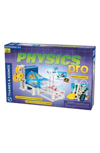 Boys Thames  Kosmos Physics Pro  V20 Experiment Kit