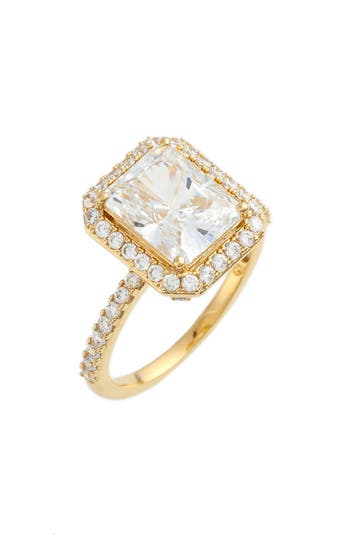 Women's Nadri Cushion Cut Cubic Zirconia Ring