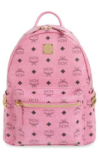 Mcm 'Small Stark' Side Stud Backpack - at NORDSTROM.com