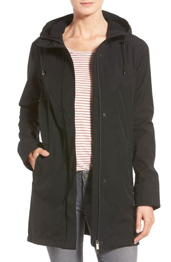 Women's Ilse Jacobsen Hooded Raincoat