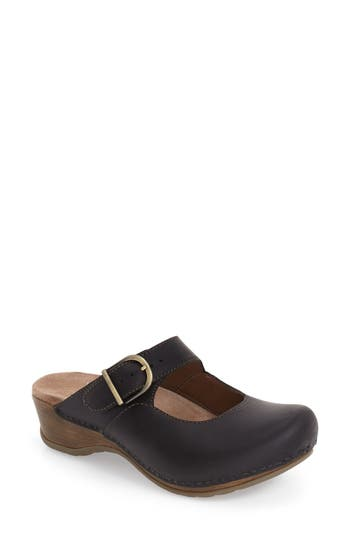 Women's Dansko 'Martina' Mary Jane Buckle Clog at NORDSTROM.com