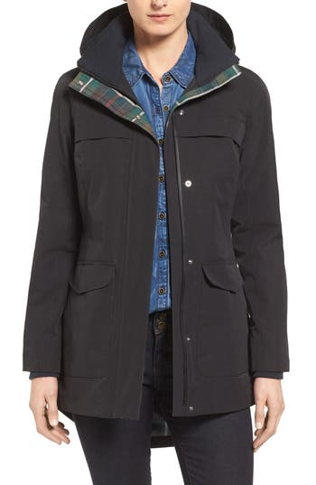Women's Pendleton Hooded Raincoat