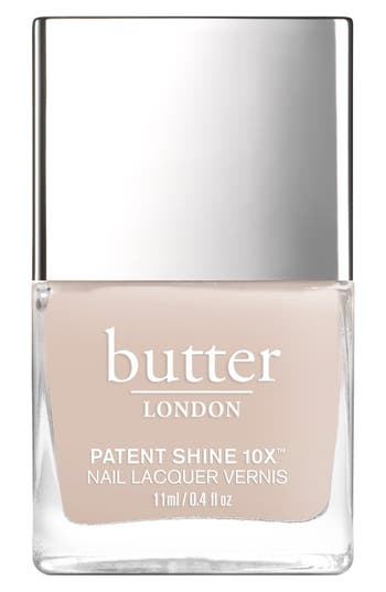 Butter London 'Patent Shine 10X' Nail Lacquer - Steady On