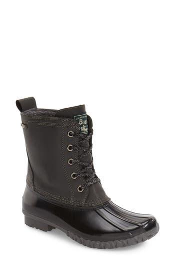 G.h. Bass & Co. Daisy Waterproof Duck Boot, Grey