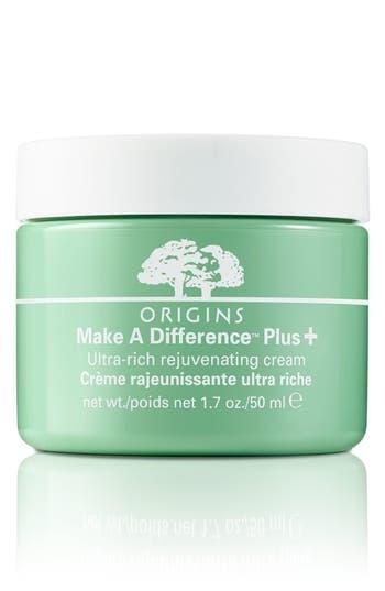 Origins Make A Difference™ Plus+ Ultra-Rich Rejuvenating Cream