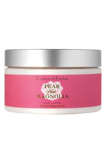 Crabtree & Evelyn 'Pear & Pink Magnolia' Body Souffle