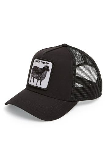 Goorin Brothers 'Animal Farm - Naughty Lamb' Trucker Cap