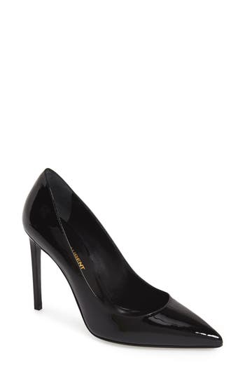 Women's Saint Laurent 'Paris Skinny' Pointy Toe Pump at NORDSTROM.com