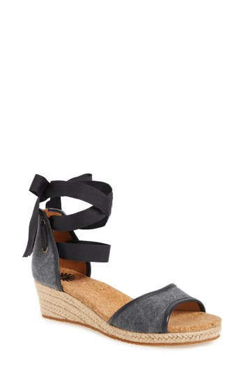 Women's Ugg Amell Ankle Wrap Sandal