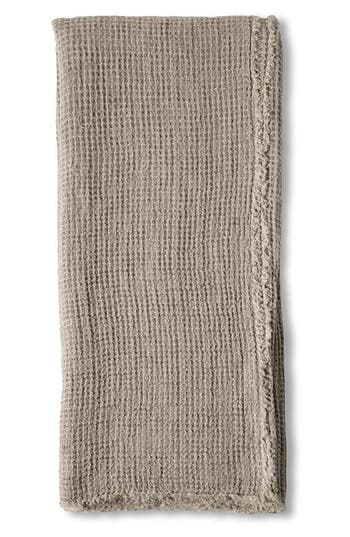 Pom Pom At Home Venice Oversize Throw Blanket, Size One Size - Beige