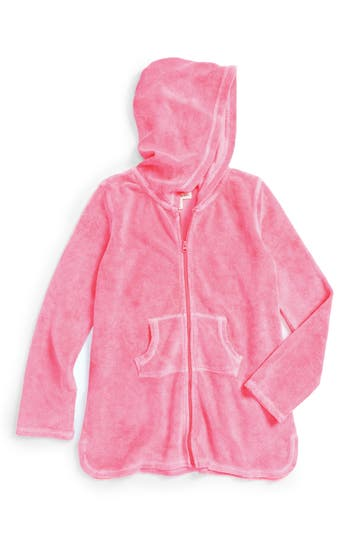 Girl's Tucker + Tate Cover-Up Hoodie