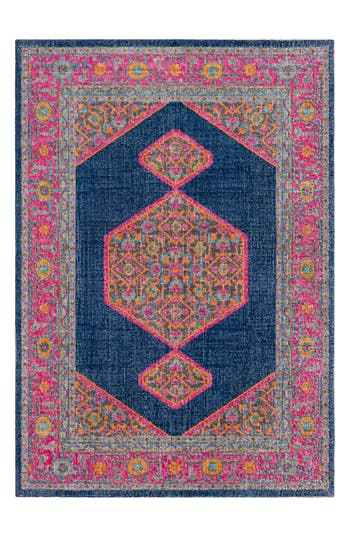 Surya Home Tessera Classic Rug, Size Swatch - Pink