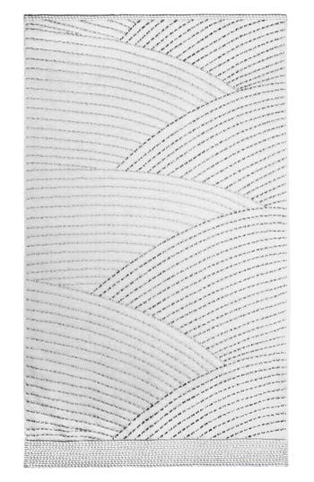 John Robshaw Sazid Bath Towel, Size One Size - Grey