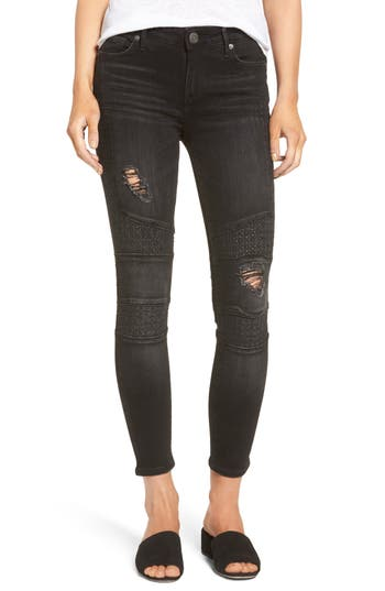 True Religion Brand Jeans Halle Ankle Skinny Jeans