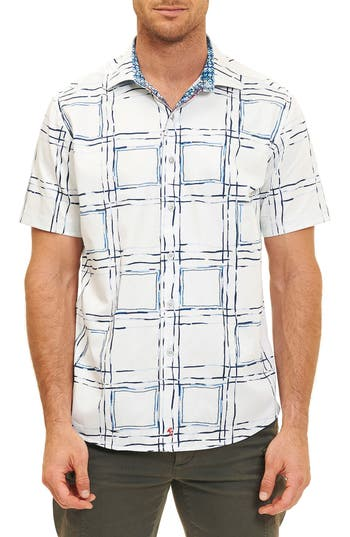 Men's Robert Graham Sunda Shelf Sport Shirt