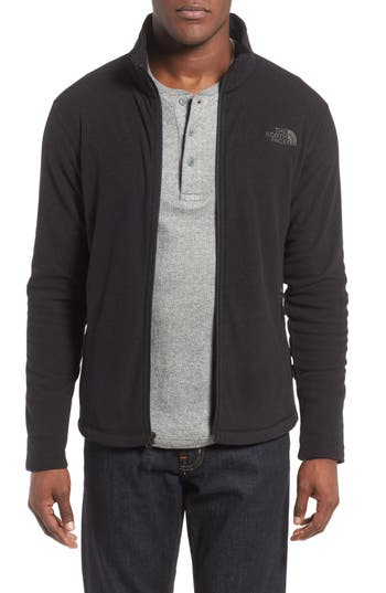 The North Face Cap Rock Fleece Jacket, Black