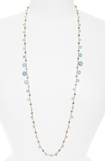 Women's Marco Bicego 'Paradise' Long Station Necklace